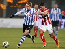 FC Oss wint na spectaculaire tweede helft in Eindhoven