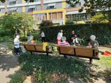 Wegens succes verlengd: stoepranden voor senioren in Vianen