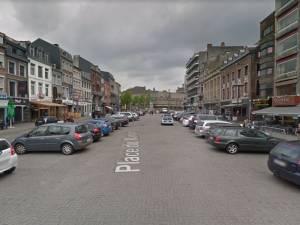 Explosion au centre de Verviers