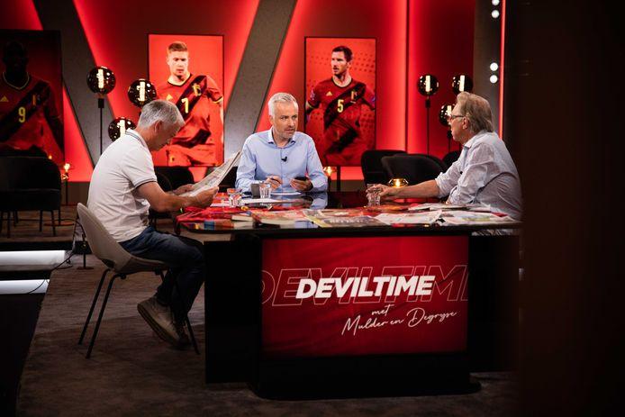 Deviltime met Mulder en Degryse