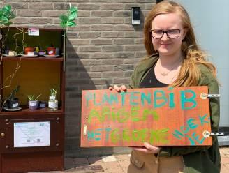 Ruilbibliotheken voor boeken krijgen navolging: Däphny (24) start plantenbib