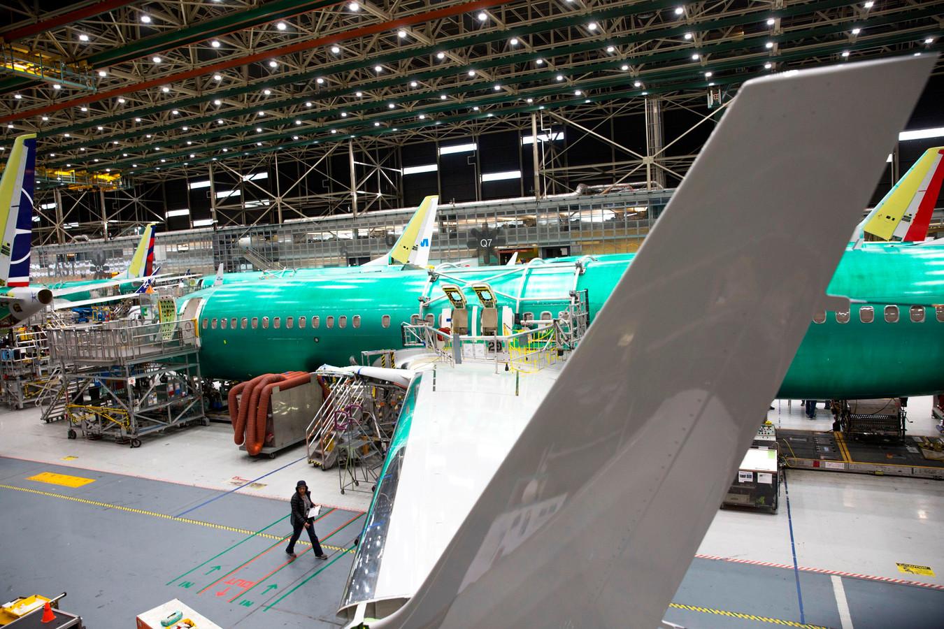 Boeing gaat weer Boeing 737 MAX toestellen bouwen.