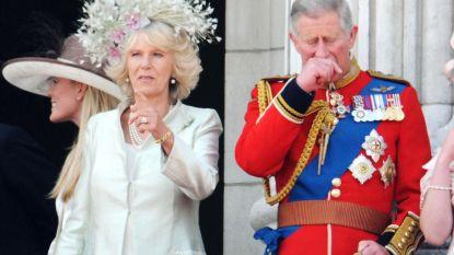 Camilla spreekt zich uit over de coronacrisis, maar rept met geen woord over besmette echtgenoot prins Charles