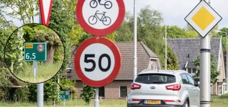 'Met 155 over Graafseweg in Alverna: tijd voor maatregelen'