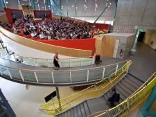 Slotdebat lijsttrekkers Zwolle in hogeschool Windesheim