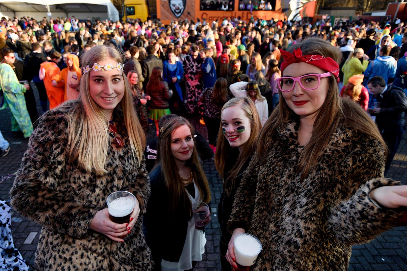 Geen carnavalsactiviteiten in Berkel-Enschot tot 1 januari.