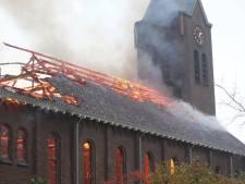 Schaatscoryfee Mark Tuitert geschokt door brand in kerk Hoogmade