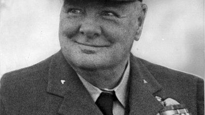 Als ze niet bestaan, vindt Churchill ze zelf maar uit in bad: drijvende havens