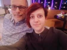 Pa en dochter nu samen in de Alphense politiek: 'We hebben het er thuis vaak over'