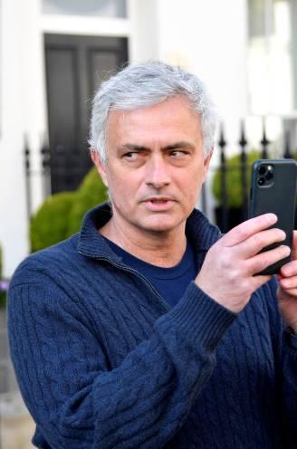 Lang heeft het niet geduurd: Mourinho weet al hoe hij komende zomer zijn dagen zal vullen