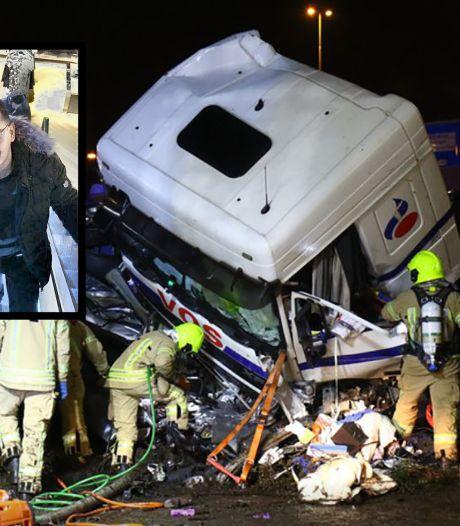 Vrachtwagenchauffeur (55) kreeg een hypo en veroorzaakte fataal ongeluk: 'Waarom reed hij door?'