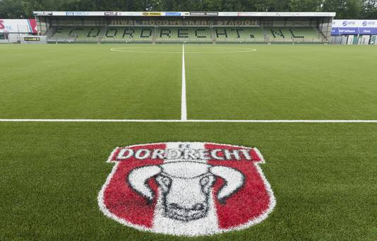 Het Riwal Hoogwerkers Stadion aan de Krommedijk, stadion met de beste stewards