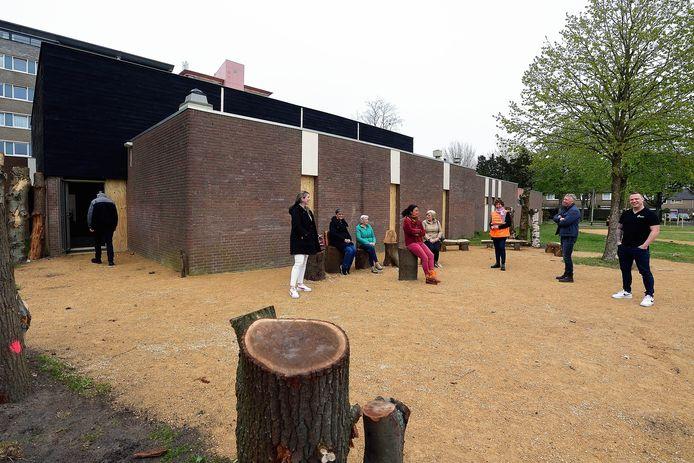 Buurtbewoners mogen meedenken over de invulling van de Goede Herderkerk in Roosendaal.
