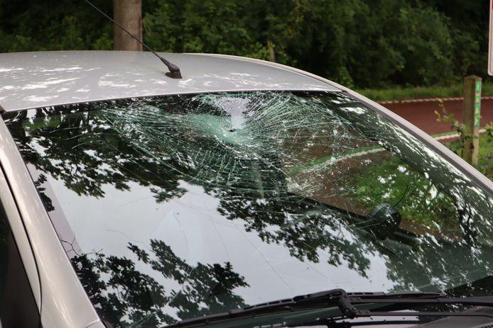 Bromfietser gewond bij ongeluk in Kaatsheuvel.