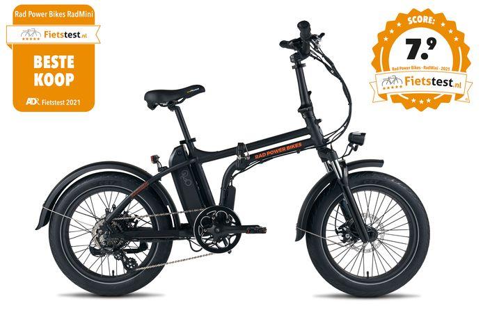 Rad Power Bikes RadMini