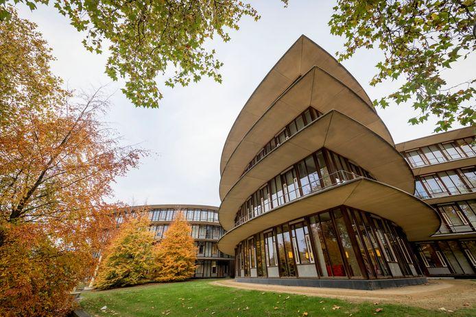 Hogeschool Saxion in Enschede.