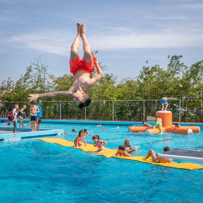 Zwembad De Spetter in Tholen