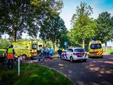 Meerdere valpartijen bij wielerronde voor studenten in Nuenen, twee deelnemers naar het ziekenhuis