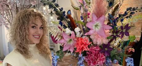 BN'ers staan in de rij voor de zijdeboeketten van Sharon (27): 'Mijn winkel werd te klein'