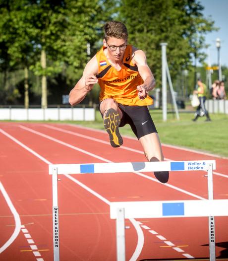Eindhoven Atletiek vaak in de prijzen bij NJK
