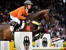 Greve net naast podium Jumping Maastricht