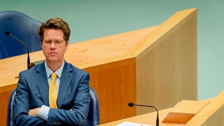 PVV-Kamerlid Martin Bosma. Beeld anp