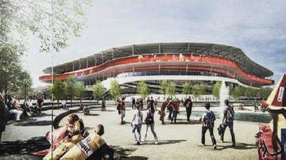 """Ghelamco: """"Anderlecht kán niet uit Eurostadion-project stappen"""""""