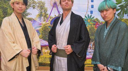 """Regi met Japanse vrienden op Tomorrowland: """"In het najaar ga ik opnieuw naar Japan voor een clubtour"""""""