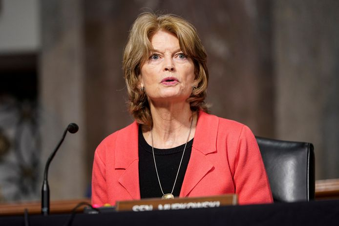 Senator Lisa Murkowski.