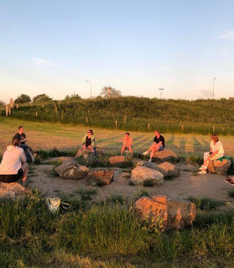 Chill- en Sportstrand in Heteren wordt jaarlijks evenement