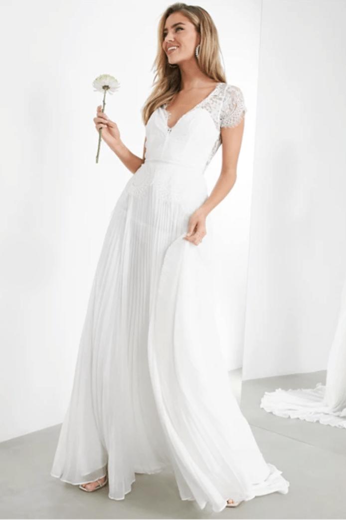 La robe Sophia