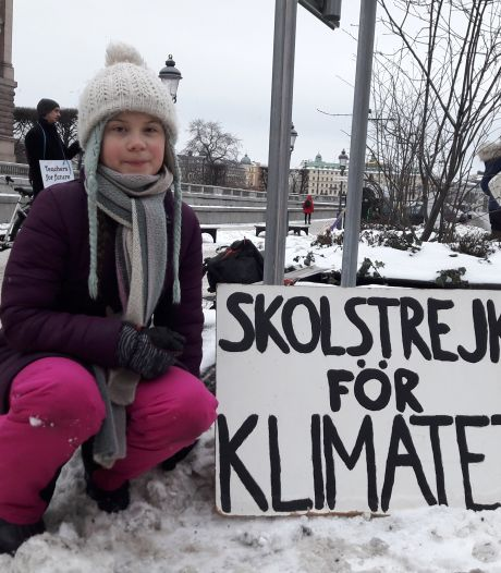Wie is het klimaatmeisje Greta Thunberg?