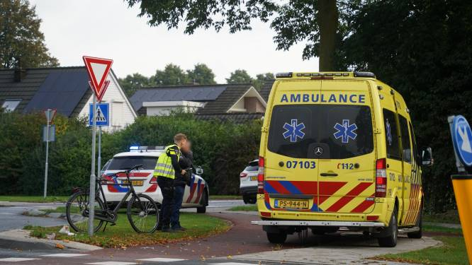 Fietser raakt gewond bij aanrijding met brommobiel in Zevenaar