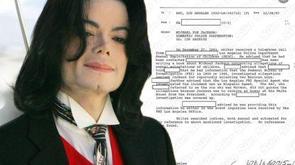 Uitgelekte memo onthult onvertelde reden waarom FBI geen bewijs vond tegen Michael Jackson