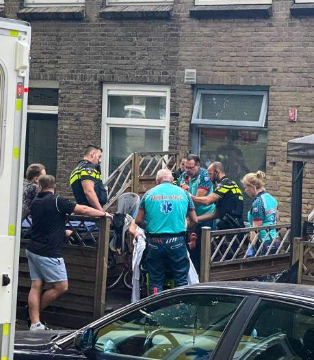 Man gewond naar het ziekenhuis na vechtpartij in Dordrecht