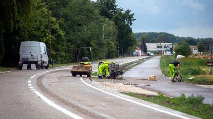 Werken voltooid: Van den Nestlaan voor het eerst sinds 3 februari weer open voor verkeer