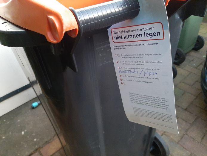 PMD-afval in Dinkelland is flink vervuild