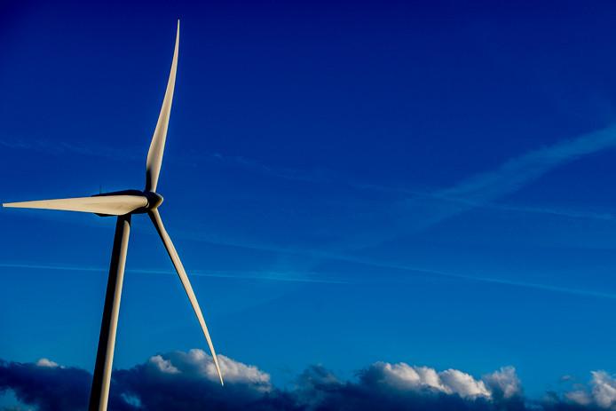 De windmolens in de Kamperlandse Jacobahaven zijn aan vervanging toe.