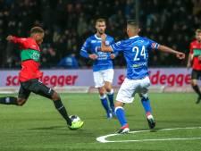 FC Den Bosch- aanvoerder Danny Verbeek: 'Rode kaart kwam ons wel lekker uit'