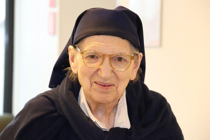 Zuster Maria.