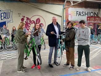 """Diest kocht 50 nieuwe fietsen voor haar secundaire scholen: """"Er zijn nog steeds leerlingen die er geen hebben"""""""