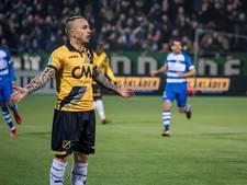 PEC Zwolle trapt 2018 af met moeizame zege op NAC Breda