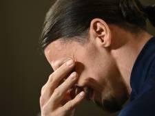 Domper voor Zweden: Ibrahimovic mist EK door knieblessure