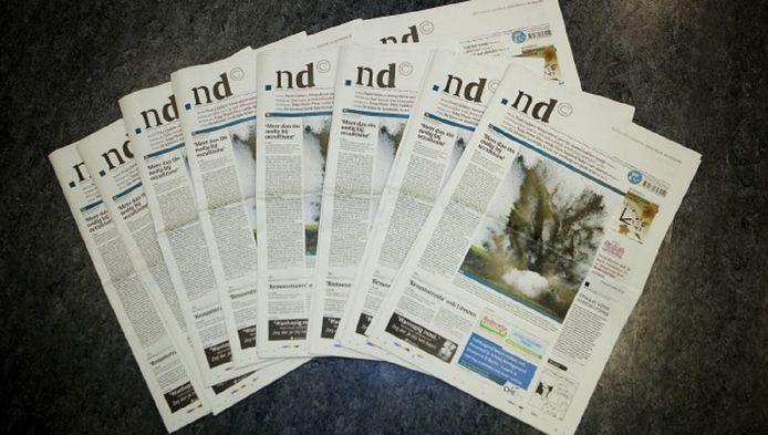 Het ND, dat 24.000 abonnees heeft, wordt vooral gelezen in orthodox-protestantse en evangelische kringen.