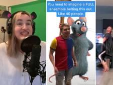 """Ils créent une comédie musicale """"Ratatouille"""" sur TikTok (et c'est réussi)"""