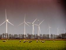 Raad Oss stemt na marathonzitting in met windpark in de Lithse polder