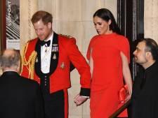 Harry et Meghan brisent le protocole pour l'une de leurs dernières missions royales