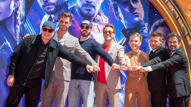 Avengers-acteurs bundelen krachten voor promofilmpje Marvel-hotel
