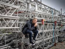 Podiumbouwer Interstage uit Meppel zet alle zeilen bij: 'In plaats van een piekjaar moeten we dealen met 80 procent omzetverlies'
