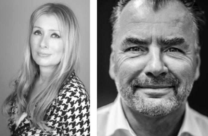 Wendy Grutters en Jean-Paul Broeren
